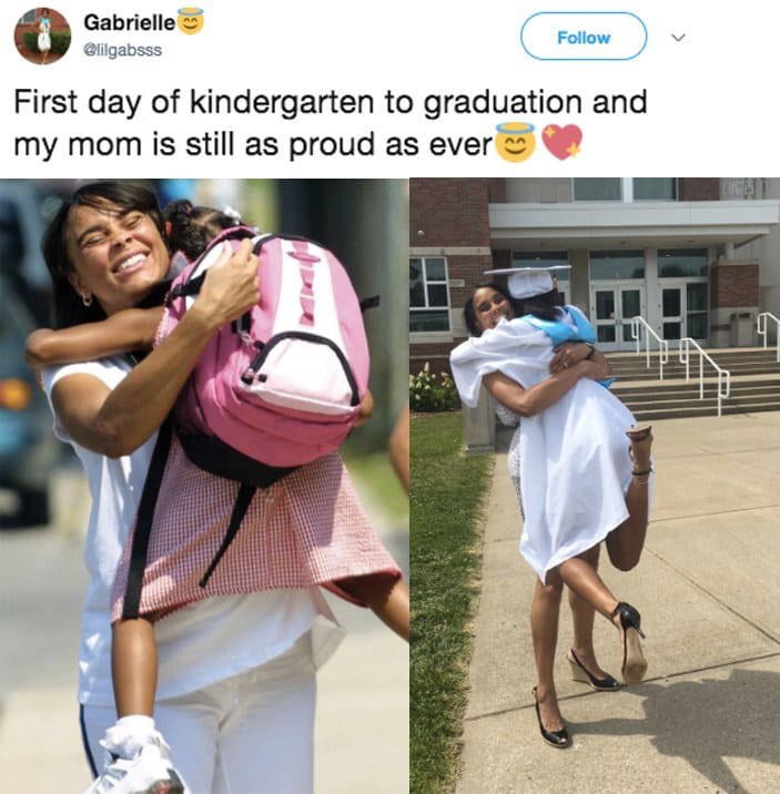Những câu chuyện cảm động trong lễ tốt nghiệp khiến ta nhận ra, chỉ có gia đình mới thương mình vô điều kiện - Ảnh 1.