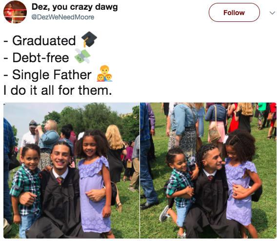 Những câu chuyện cảm động trong lễ tốt nghiệp khiến ta nhận ra, chỉ có gia đình mới thương mình vô điều kiện - Ảnh 15.