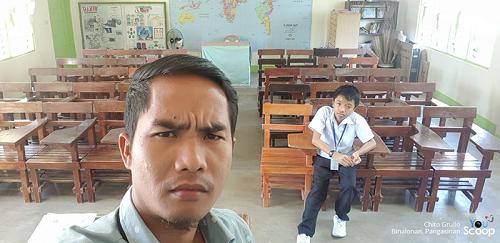 Sau kỳ nghỉ lễ, thầy giáo đến lớp và bất ngờ chưa: Chỉ có một học sinh đi học! - Ảnh 2.