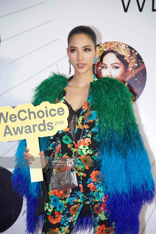 Màn đọ sắc cực gắt của dàn Hoa hậu đình đám nhất Vbiz trên thảm đỏ WeChoice: Sang chảnh và đỉnh cao là đây! - Ảnh 12.