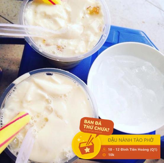 Đếm hoài không hết những phiên bản sữa đậu nành độc đáo ở Sài Gòn - Ảnh 4.