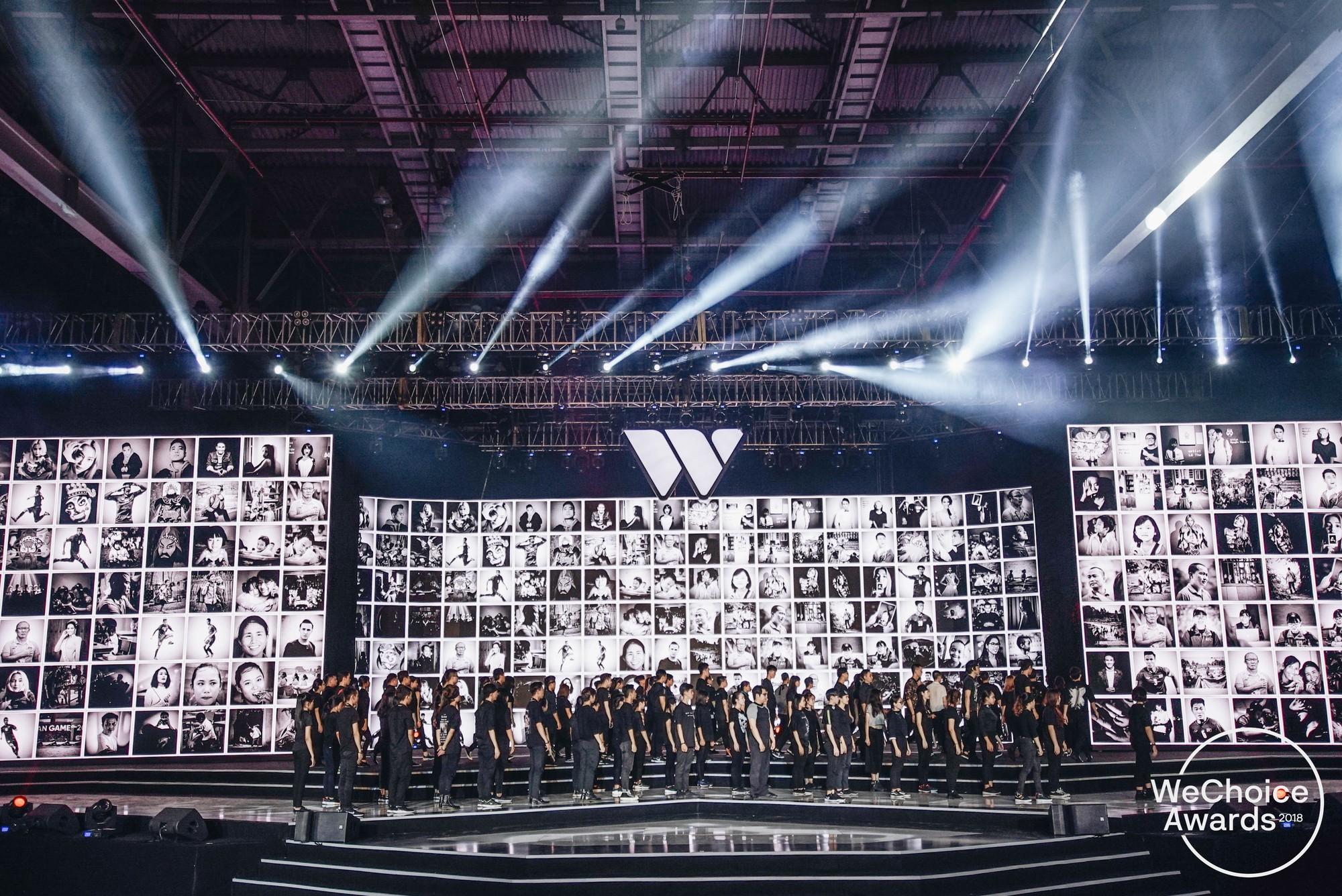 Clip: Tất tần tật các sân khấu đã tai mãn nhãn trong đêm Gala WeChoice Awards 2018 - Ảnh 4.