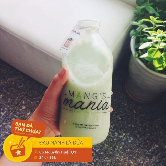 Đếm hoài không hết những phiên bản sữa đậu nành độc đáo ở Sài Gòn - Ảnh 6.