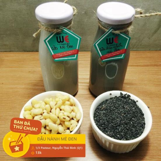 Đếm hoài không hết những phiên bản sữa đậu nành độc đáo ở Sài Gòn - Ảnh 7.