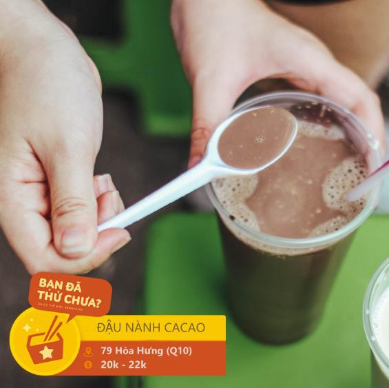 Đếm hoài không hết những phiên bản sữa đậu nành độc đáo ở Sài Gòn - Ảnh 9.