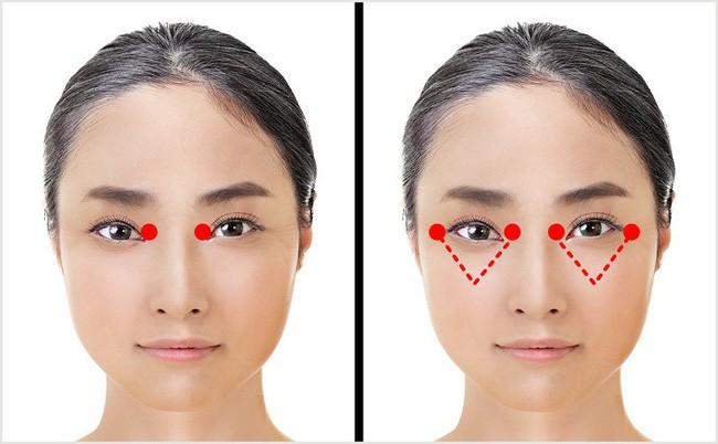 Đây là kỹ thuật massage 1 phút tuyệt vời của Nhật Bản giúp cho đôi mắt của bạn trông trẻ hơn vài tuổi - Ảnh 5.