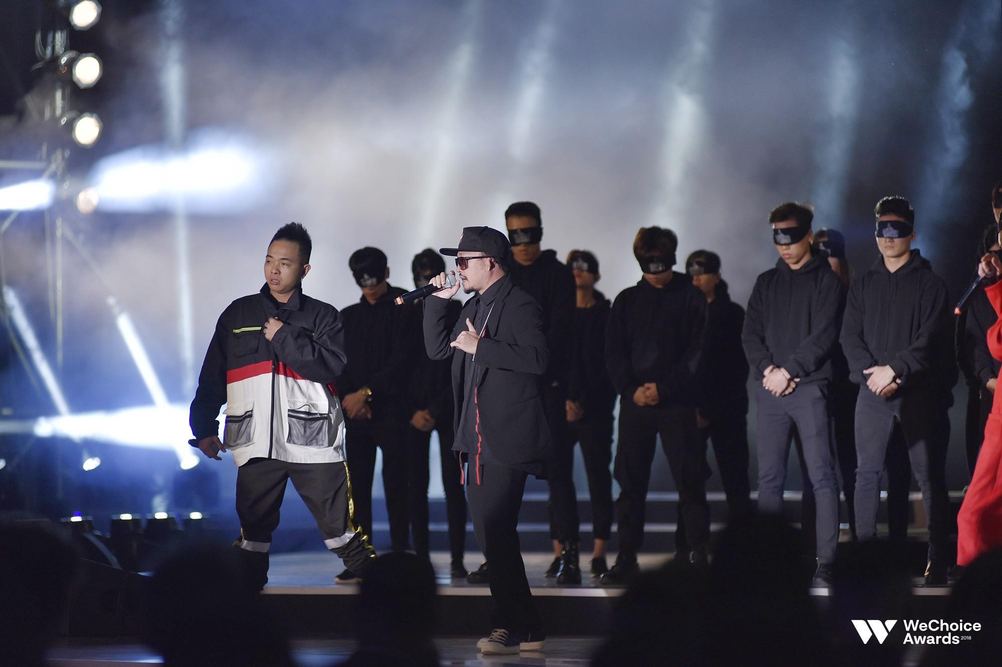 Clip: Tất tần tật các sân khấu đã tai mãn nhãn trong đêm Gala WeChoice Awards 2018 - Ảnh 1.