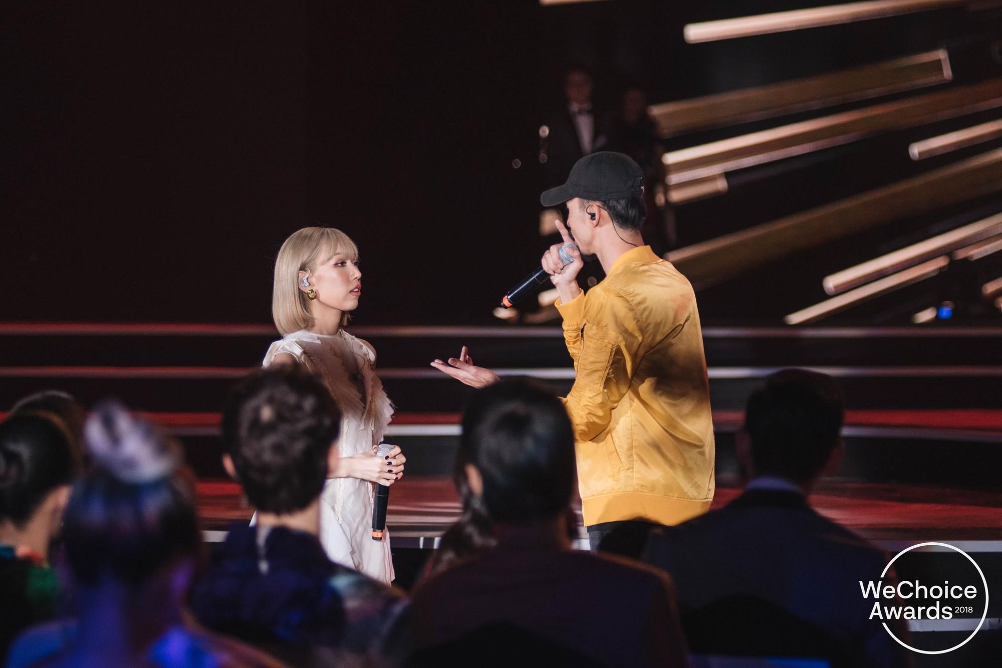 Clip: Tất tần tật các sân khấu đã tai mãn nhãn trong đêm Gala WeChoice Awards 2018 - Ảnh 9.