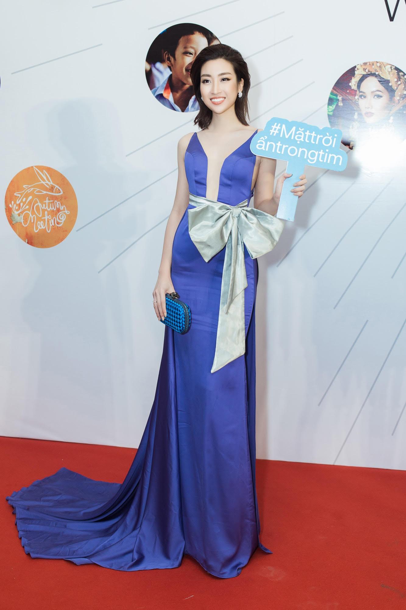 Màn đọ sắc cực gắt của dàn Hoa hậu đình đám nhất Vbiz trên thảm đỏ WeChoice: Sang chảnh và đỉnh cao là đây! - Ảnh 5.