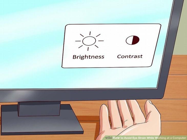 Nhìn máy tính thường xuyên khiến bạn luôn bị nhức mỏi mắt thì đây là những cách hiệu quả giúp khắc phục vấn đề này - Ảnh 2.