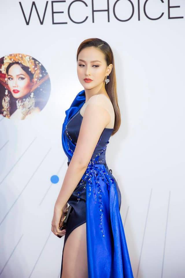 Màn đọ sắc cực gắt của dàn Hoa hậu đình đám nhất Vbiz trên thảm đỏ WeChoice: Sang chảnh và đỉnh cao là đây! - Ảnh 11.
