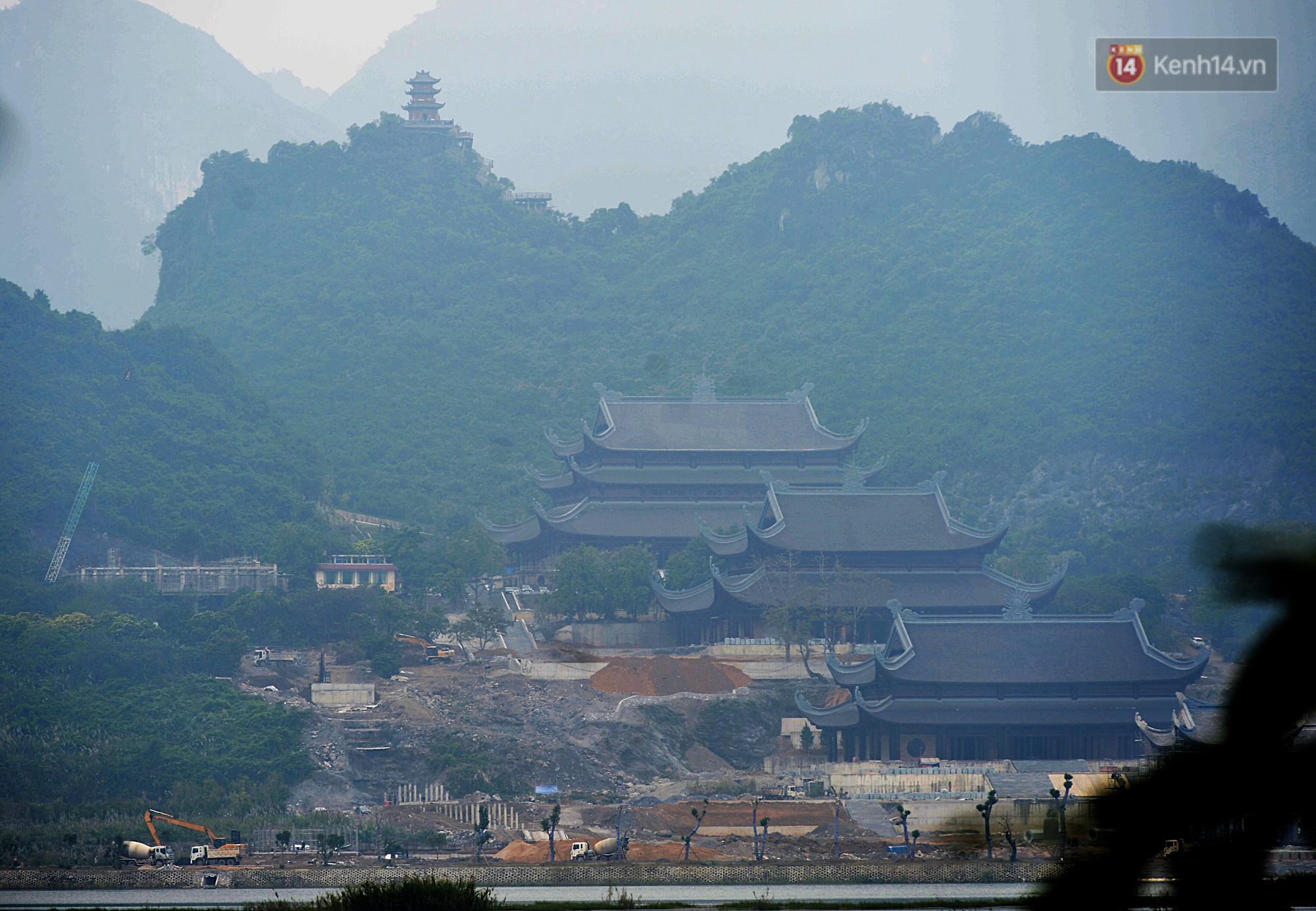 Cận cảnh ngôi chùa lớn nhất Việt Nam - Nơi sẽ đặt báu vật thiên thạch