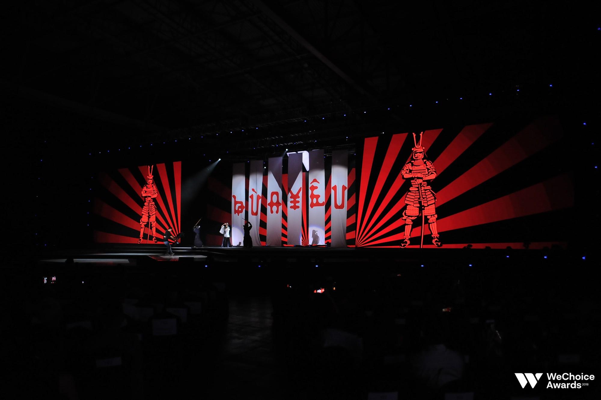 Clip: Tất tần tật các sân khấu đã tai mãn nhãn trong đêm Gala WeChoice Awards 2018 - Ảnh 32.