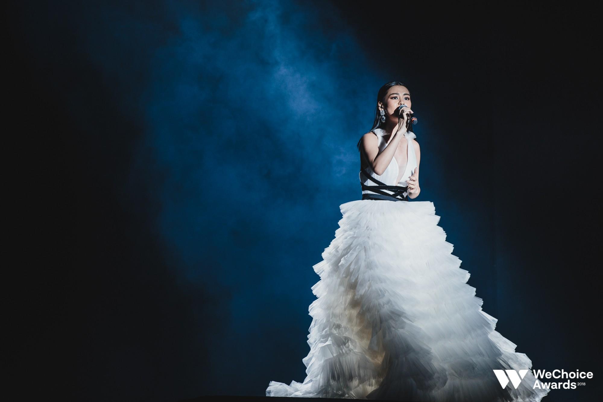 Clip: Tất tần tật các sân khấu đã tai mãn nhãn trong đêm Gala WeChoice Awards 2018 - Ảnh 22.