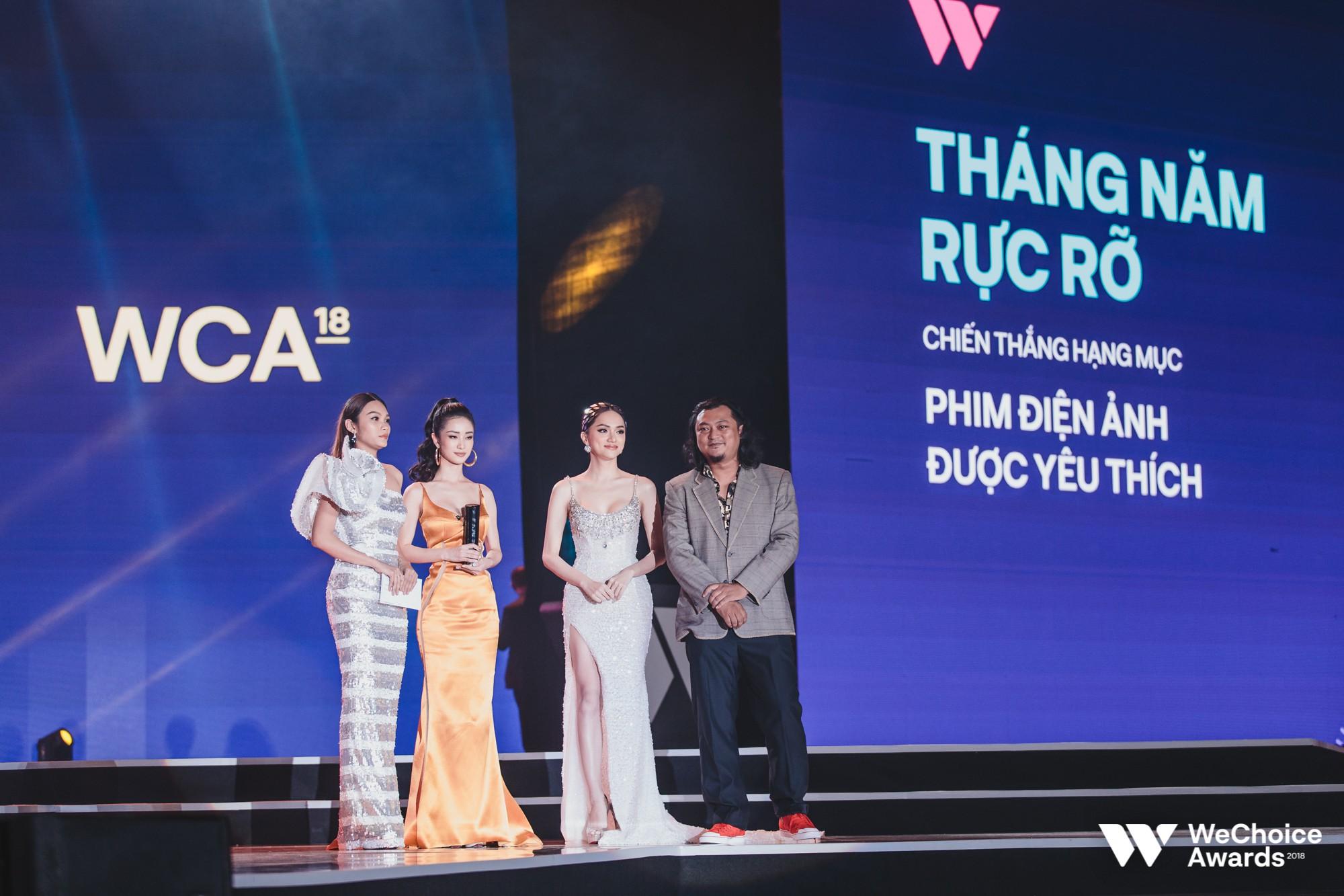 Ba hạng mục danh giá dành cho phim Việt đã tìm ra chủ nhân tại đêm trao giải WeChoice Awards 2018 - Ảnh 3.