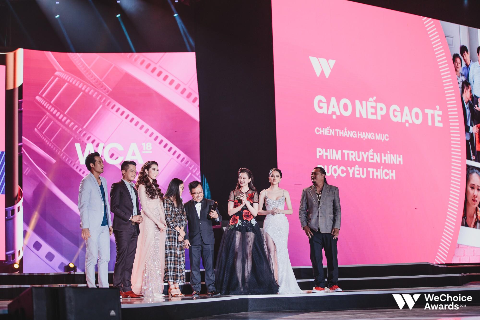 Kết quả chung cuộc WeChoice 2018 hạng mục giải trí: Vũ Cát Tường và loạt nghệ sĩ được gọi tên, Đen gây bất ngờ nhất - Ảnh 8.
