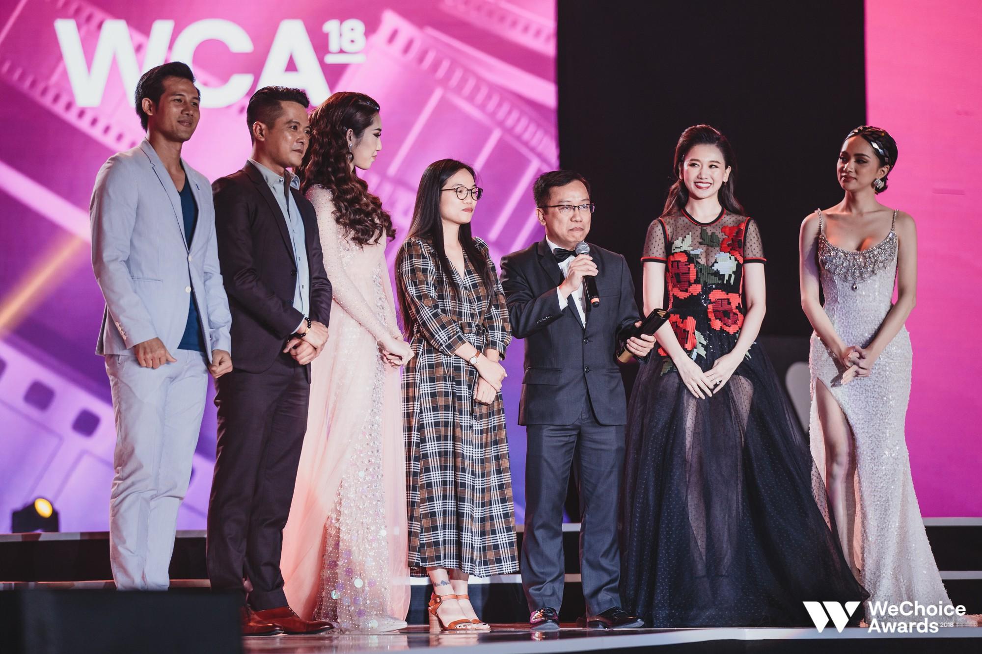 Ba hạng mục danh giá dành cho phim Việt đã tìm ra chủ nhân tại đêm trao giải WeChoice Awards 2018 - Ảnh 5.