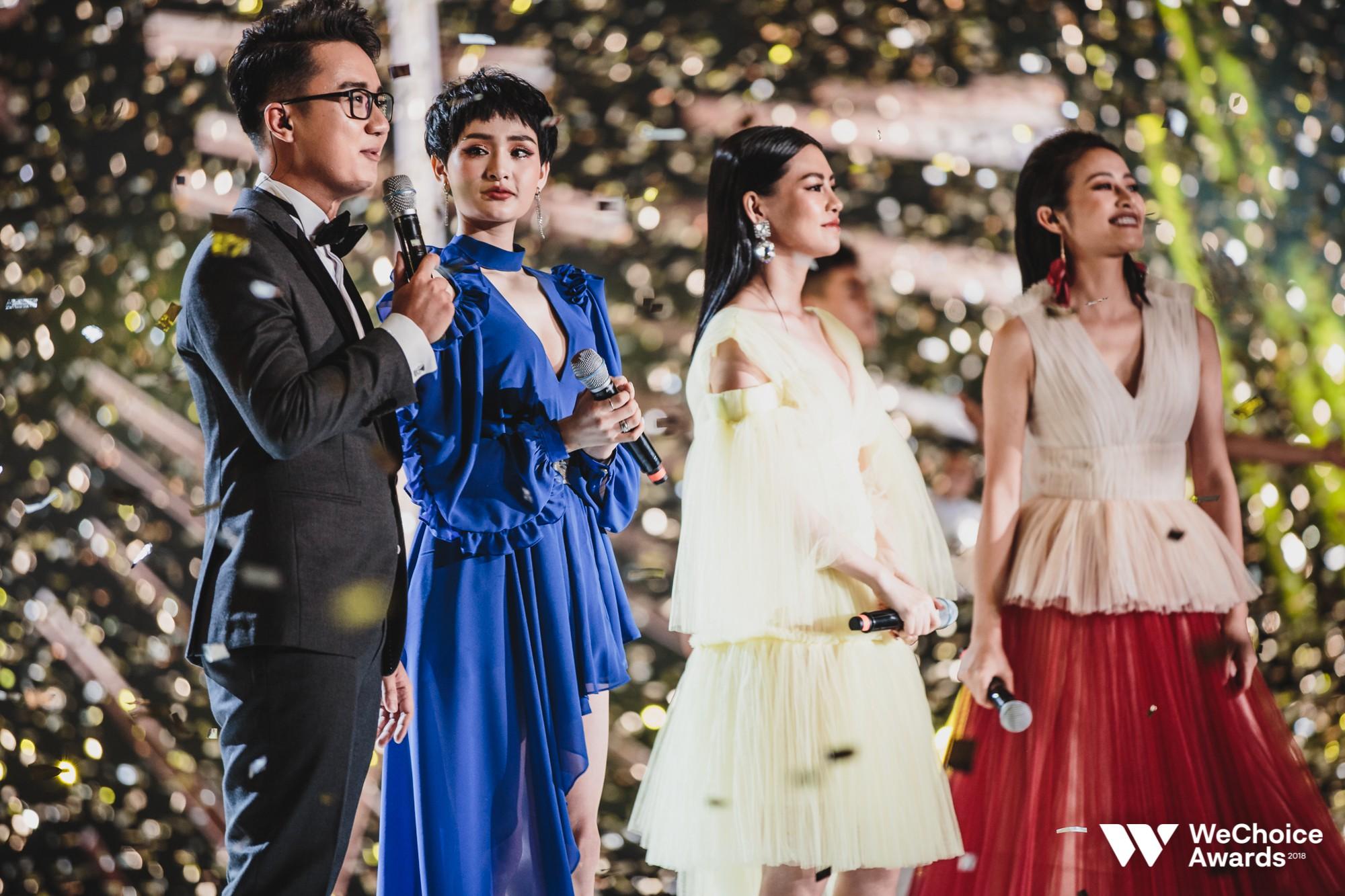 Clip: Tất tần tật các sân khấu đã tai mãn nhãn trong đêm Gala WeChoice Awards 2018 - Ảnh 33.