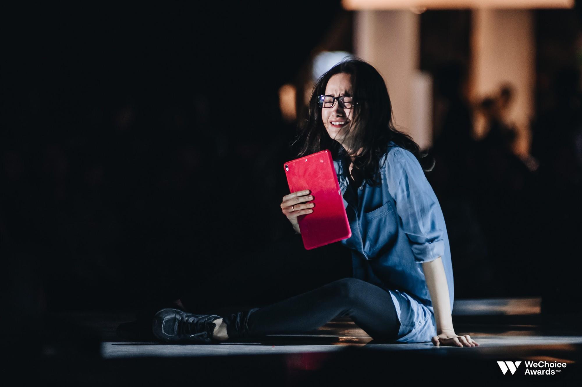 Gala WeChoice Awards 2018: Một đêm văn minh của niềm cảm hứng đẹp đẽ và những khán giả dõi theo đến tận phút cuối cùng - Ảnh 18.