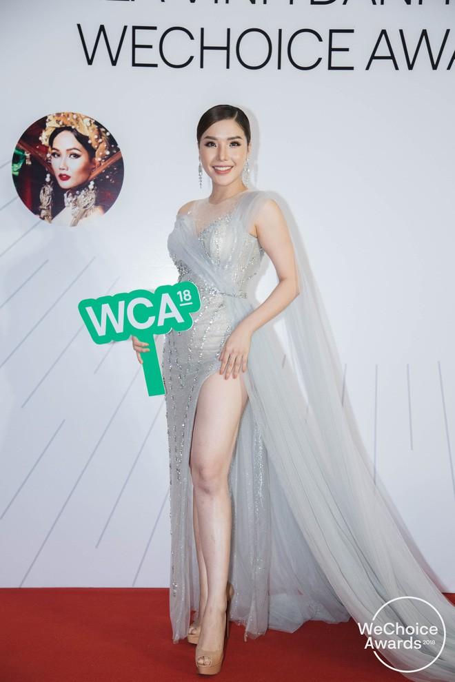 Màn đọ sắc cực gắt của dàn Hoa hậu đình đám nhất Vbiz trên thảm đỏ WeChoice: Sang chảnh và đỉnh cao là đây! - Ảnh 31.
