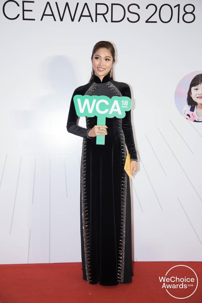 Màn đọ sắc cực gắt của dàn Hoa hậu đình đám nhất Vbiz trên thảm đỏ WeChoice: Sang chảnh và đỉnh cao là đây! - Ảnh 33.