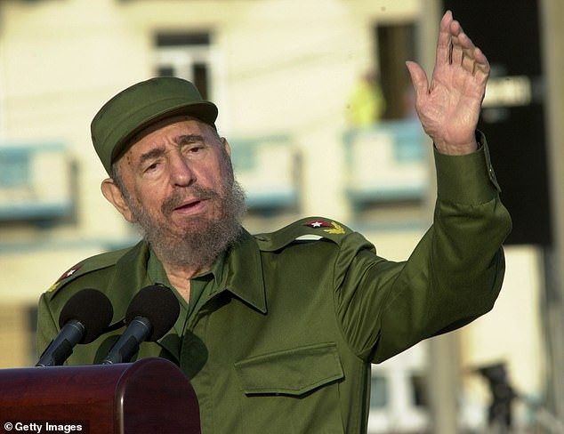Cháu trai ông Fidel Castro lộ ảnh giàu có xa hoa gây tranh cãi trên MXH Cuba - Ảnh 1.