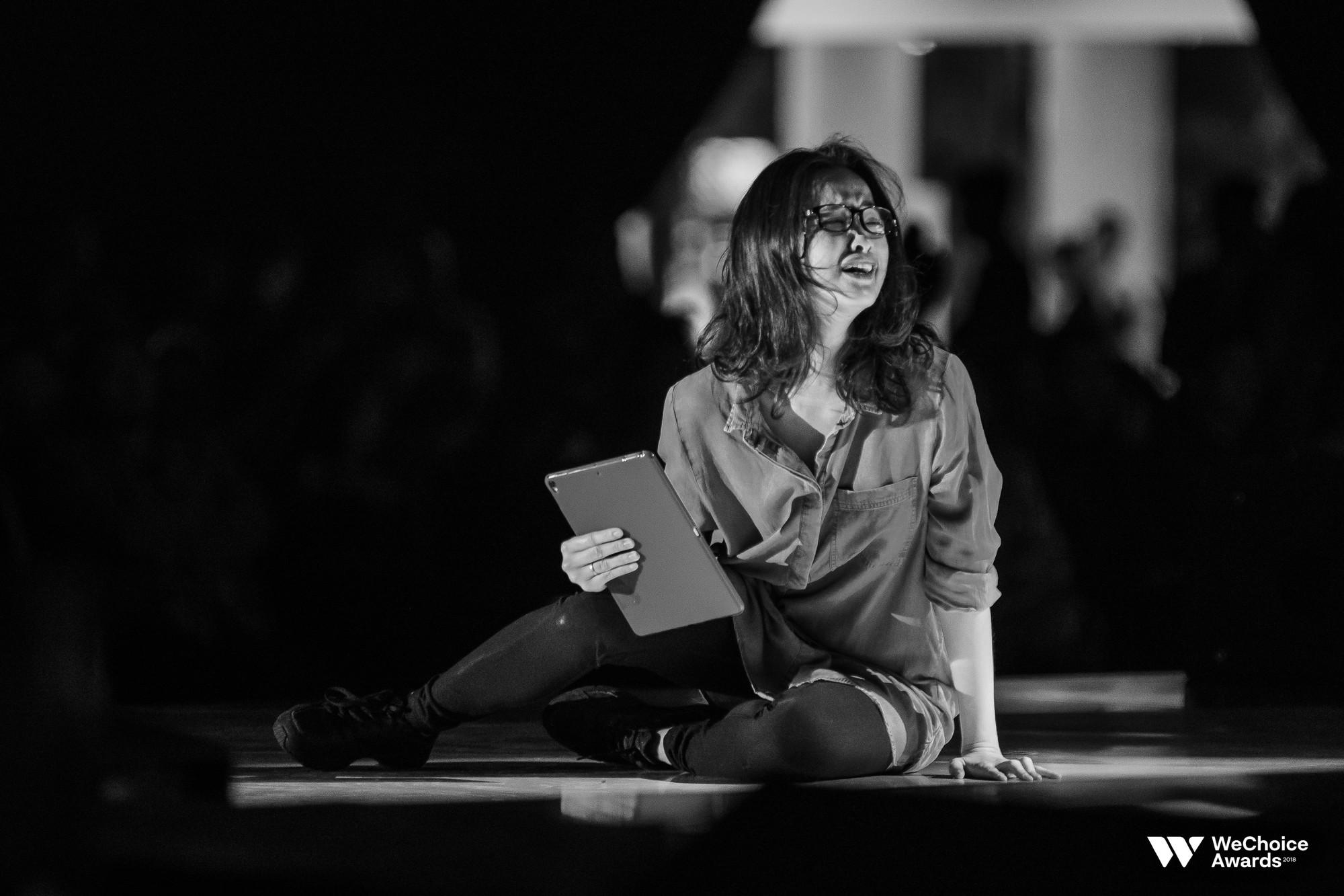 Sân khấu Gala Wechoice Awards 2018: Không chỉ đã tai, đẹp mắt mà còn đầy nghệ thuật và truyền cảm hứng sống - Ảnh 5.