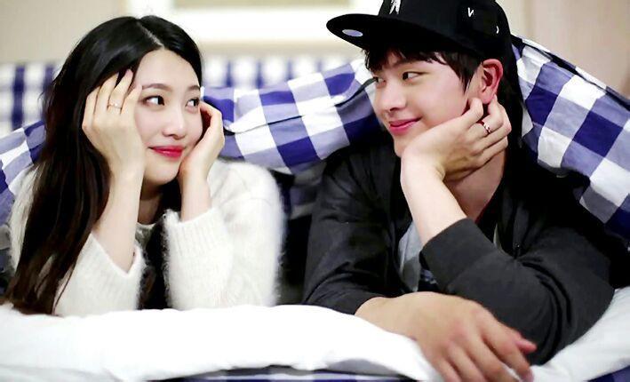 Sungjae (BtoB) phản ứng thế nào khi thấy cô vợ Joy (Red Velvet) lầy lội trên Running Man? - Ảnh 8.