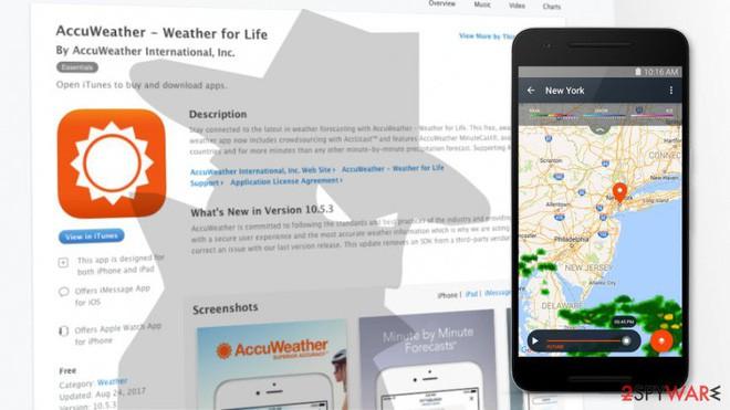 Đã đến lúc ngưng sử dụng ứng dụng thời tiết bên thứ ba, khi dữ liệu người dùng trở thành món hàng để rao bán - Ảnh 1.