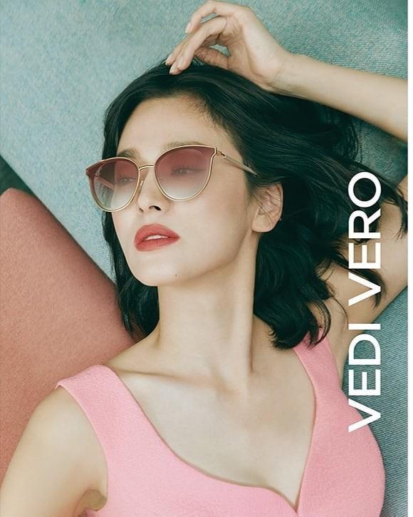 Bước sang tuổi 38, Song Hye Kyo vẫn khiến dân tình cảm thán vì bộ hình: Đúng là quốc bảo nhan sắc xứ Hàn! - Ảnh 2.