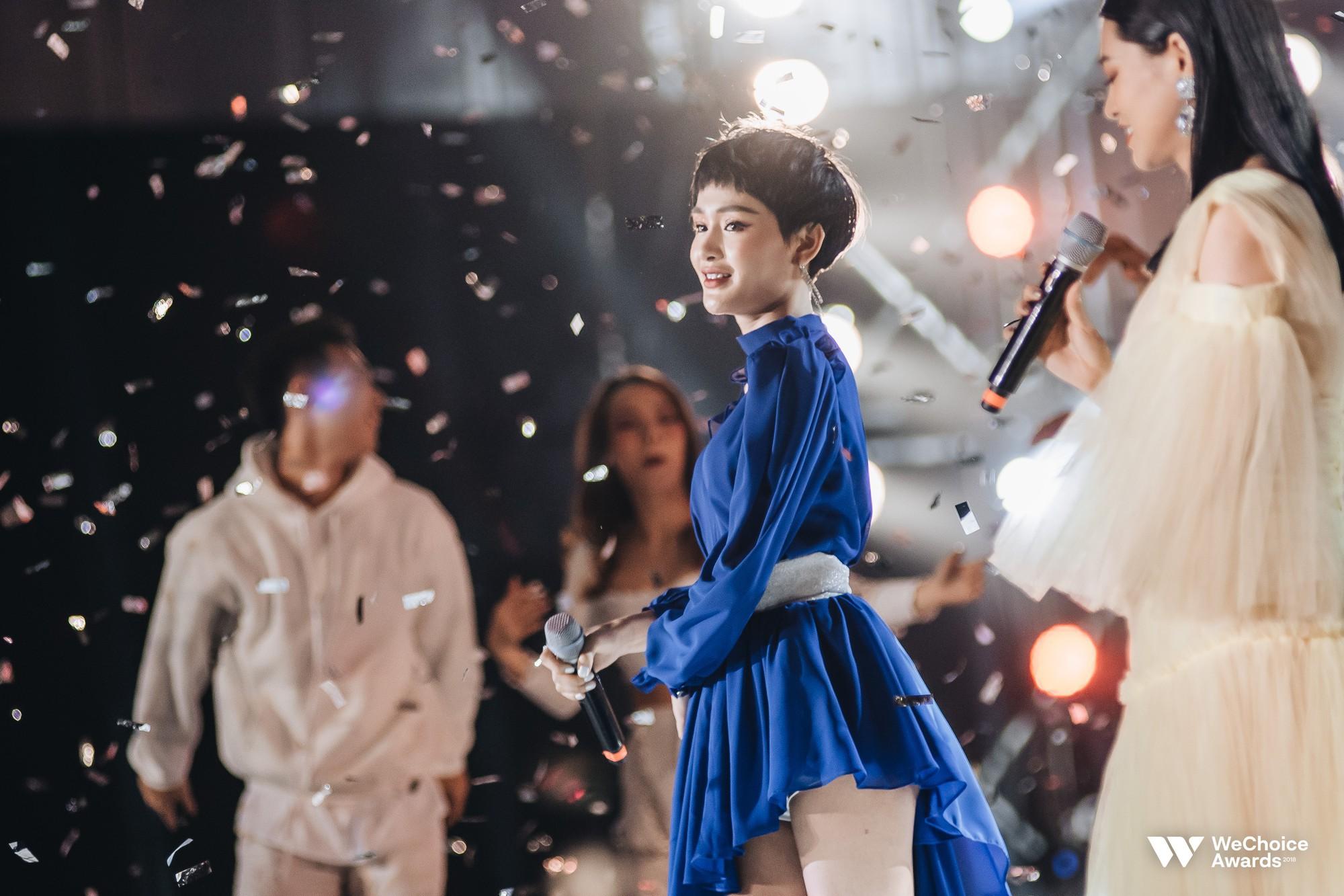 Gala WeChoice Awards 2018: Một đêm văn minh của niềm cảm hứng đẹp đẽ và những khán giả dõi theo đến tận phút cuối cùng - Ảnh 10.