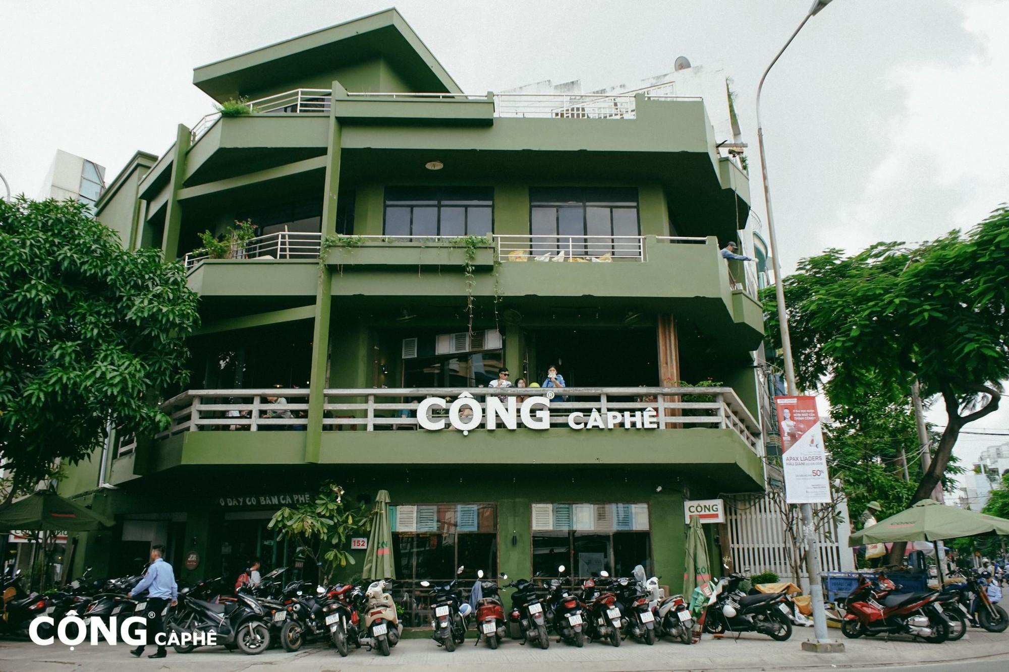 Tranh cãi về việc xuất hiện một quán cafe mới có phong cách y hệt Cộng Cà Phê từ concept đến decor - Ảnh 2.