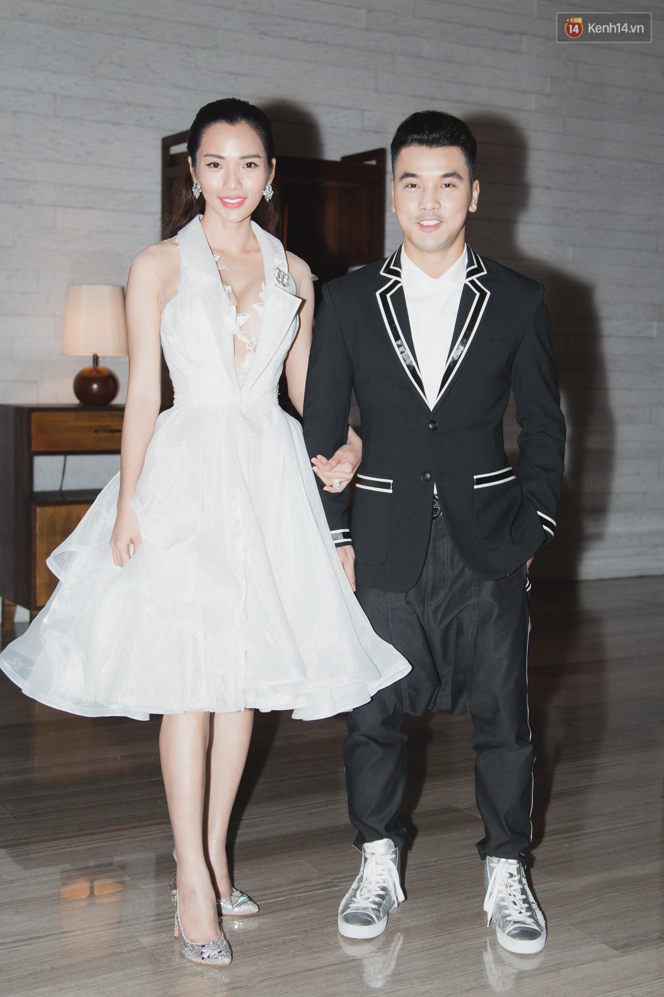 Spotlight thảm đỏ của NTK Lý Quí Khánh: Khi Hòa Minzy trông còn Hoa hậu hơn cả Hoa hậu Tiểu Vy - Ảnh 14.