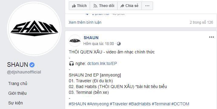 """Sau sự khuynh đảo của hit """"Way Back Home"""", SHAUN bất ngờ dành tặng món quà đặc biệt này cho fan Việt - Ảnh 2."""
