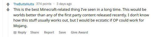 Dành cả năm trời tái tạo lại địa hình Minecraft, anh chàng khiến Reddit mê mẩn và cho ngay 12.400 upvote - Ảnh 3.