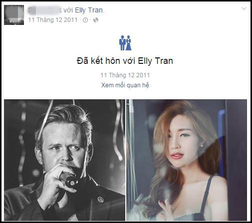 Dân mạng chia sẻ hình ảnh người đàn ông được cho là ông xã bí mật nhiều năm nay của Elly Trần - Ảnh 4.