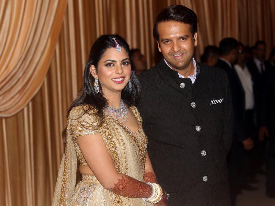 Đằng sau đám cưới thế kỷ của Ấn Độ năm 2018: Xuất thân hoàn hảo của cô dâu trong gia đình giàu nhất châu Á - Ảnh 21.