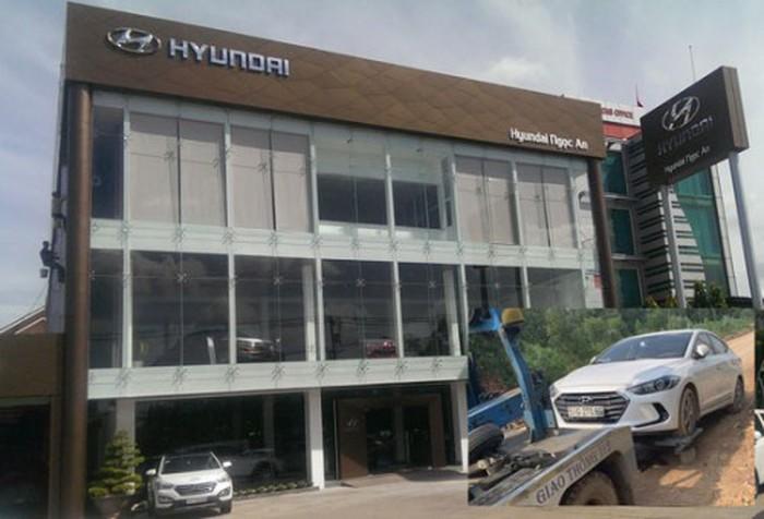 Xôn xao clip nữ nhân viên đại lý xe ô tô Hyundai vén váy, tranh cãi gay gắt với khách hàng - Ảnh 5.