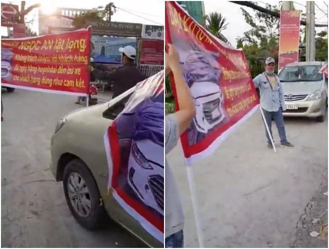 Xôn xao clip nữ nhân viên đại lý xe ô tô Hyundai vén váy, tranh cãi gay gắt với khách hàng - Ảnh 8.