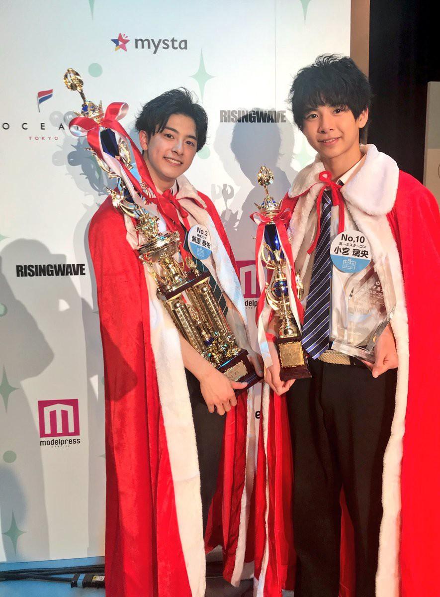 Từng bị bắt nạt vì ngoại hình nổi bật, cậu bạn 18 tuổi bật khóc sau khi đăng quang Nam sinh đẹp trai nhất Nhật Bản - Ảnh 1.