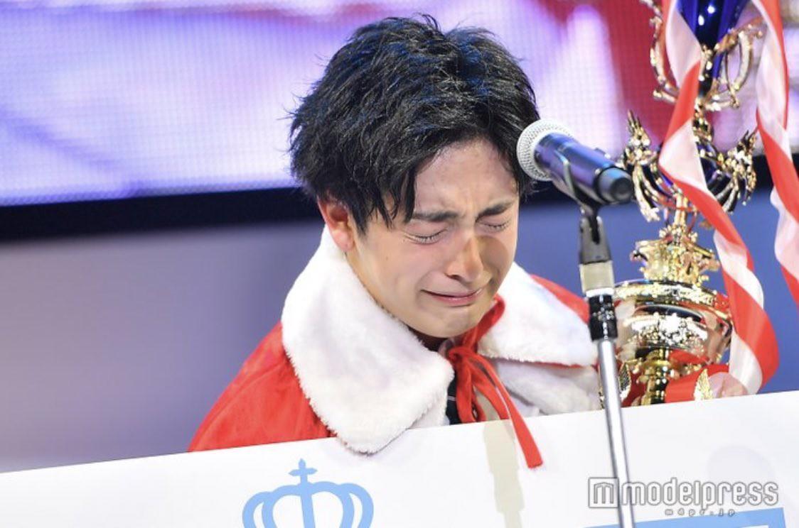 Từng bị bắt nạt vì ngoại hình nổi bật, cậu bạn 18 tuổi bật khóc sau khi đăng quang Nam sinh đẹp trai nhất Nhật Bản - Ảnh 3.