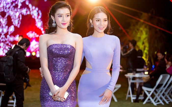 Kỳ Duyên lần đầu nói hết lý do nghỉ chơi Jolie Nguyễn, tin đồn mâu thuẫn với Á hậu Huyền My - Ảnh 2.