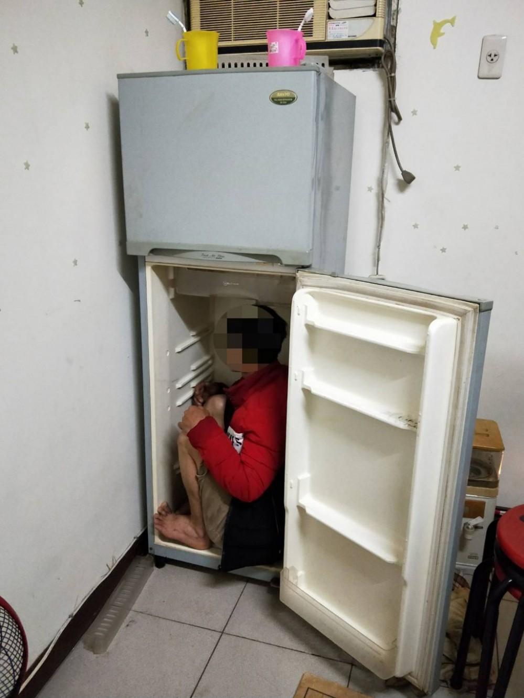 Đài Loan tìm thấy lao động Việt Nam trốn trong tủ lạnh - Ảnh 1.