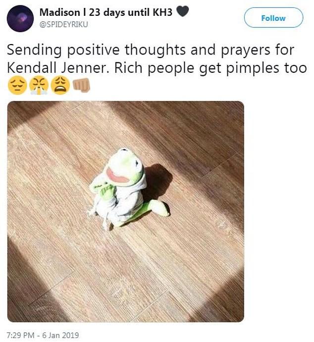Toàn cảnh vụ thảm họa quảng cáo kem trị mụn đang khiến Kendall Jenner hứng đủ gạch đá xây biệt thự - Ảnh 5.