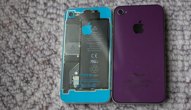Giới trẻ 10x thời nay làm sao biết được iPhone 4 từng có trào lưu retro chất lừ thế này - Ảnh 1.