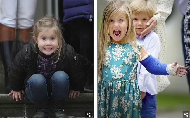 Hai bé sinh đôi Hoàng gia Đan Mạch gây sốt với vẻ xinh xắn khó cưỡng, vượt mặt cả George và Charlotte nước Anh - Ảnh 4.