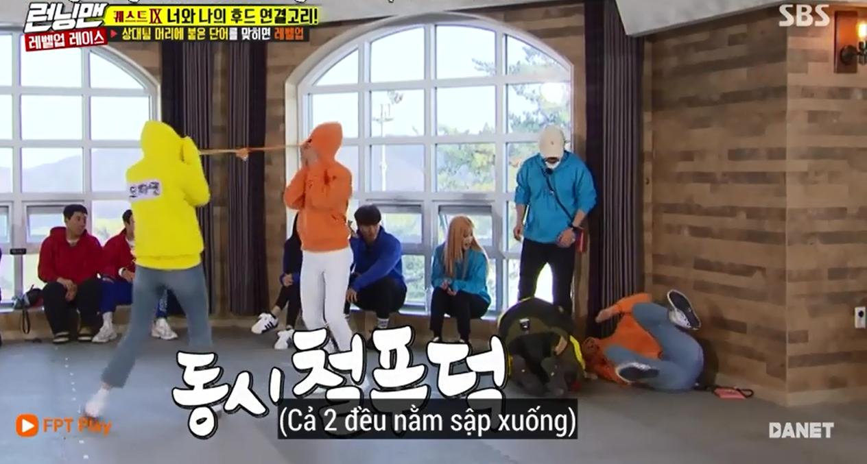 Running Man: Kim Jong Kook dùng bạo lực xử đẹp Haha trong vòng một nốt nhạc - Ảnh 4.