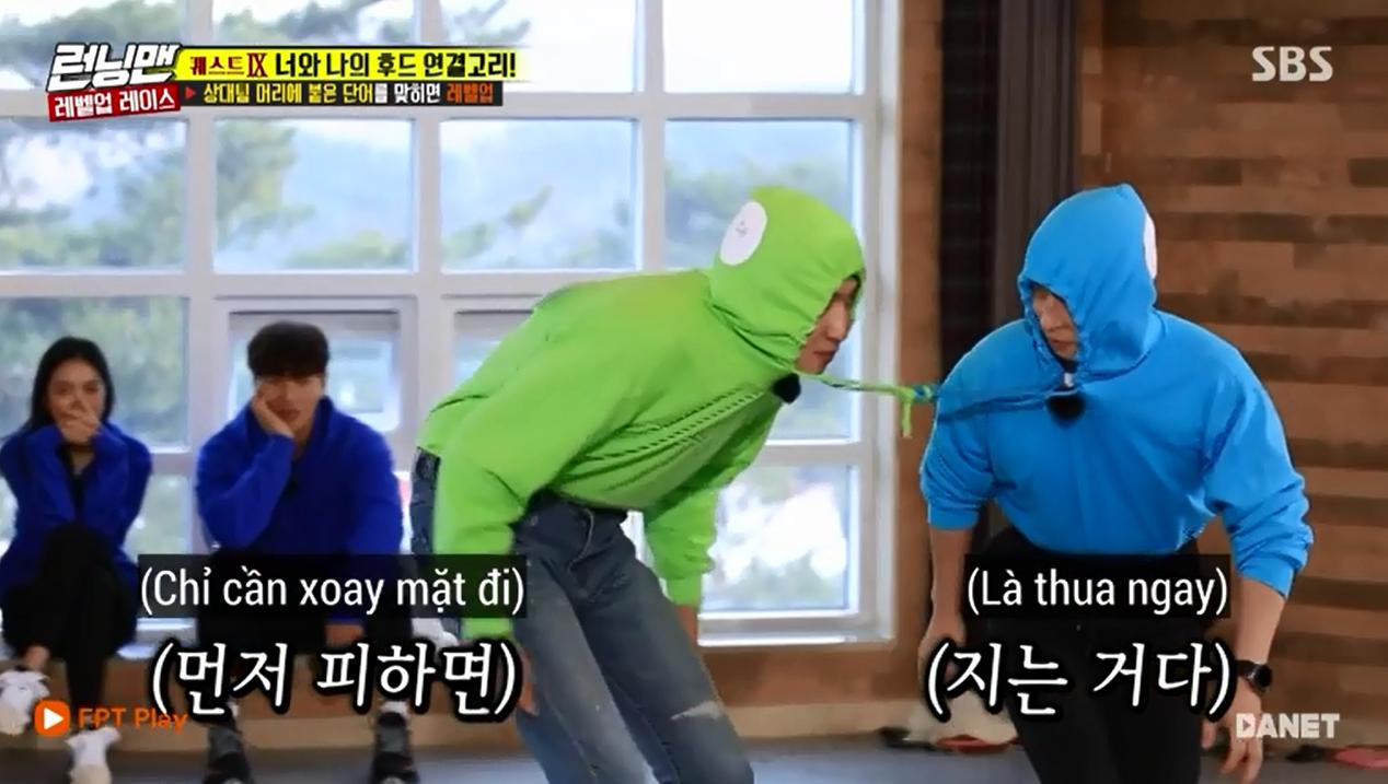 Running Man: Kim Jong Kook dùng bạo lực xử đẹp Haha trong vòng một nốt nhạc - Ảnh 3.