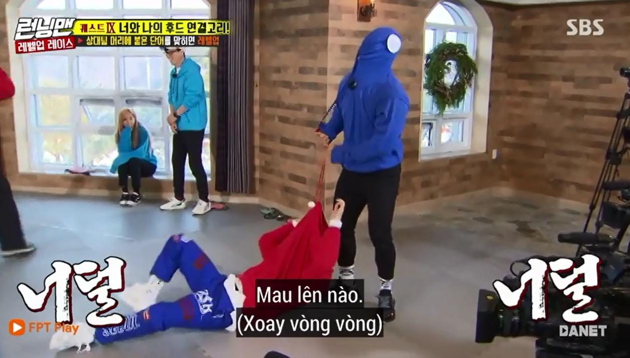 Running Man: Kim Jong Kook dùng bạo lực xử đẹp Haha trong vòng một nốt nhạc - Ảnh 7.