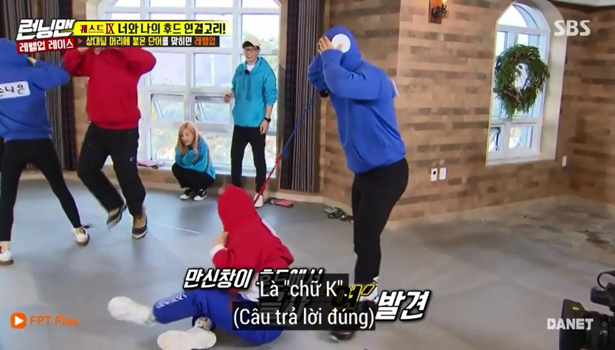 Running Man: Kim Jong Kook dùng bạo lực xử đẹp Haha trong vòng một nốt nhạc - Ảnh 8.